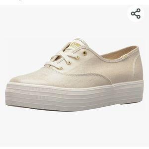 Keds platform sole sneakers